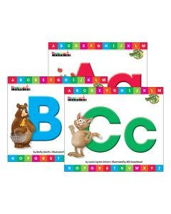 Alphabet Animal Friends Lap Book Classroom Set