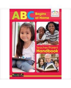 Alphabet Begins at Home 20 Copy Set