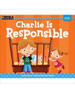 Charlie Is Responsible Lap Book with Teacher Guide