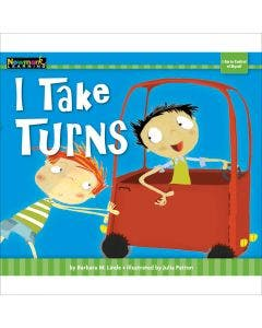 I Take Turns Lap Book with Teacher Guide