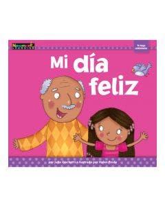 Mi día feliz Lap Book with Teacher Guide