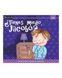 ¿Tienes miedo, Jacobo? Lap Book with Teacher Guide