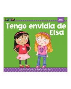 Tengo envidia de Elsa Lap Book with Teacher Guide