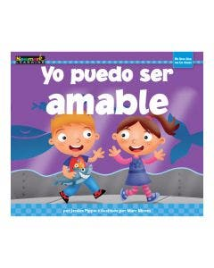 Yo puedo ser amable Lap Book with Teacher Guide