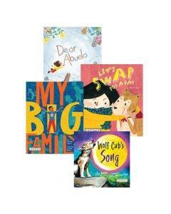Reycraft Books Gr. K-2 Hardcover School Libraries Single-Copy Set - 37 Titles