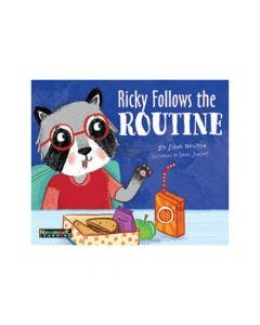 Ricky Follows the Routine 6-Pack