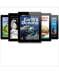 School-Wide Grades PreK-9 Leveled eBook Library Digital Subscription