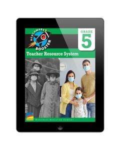 Programa de refuerzo de Benchmark KIT Gr. 5 Subscription