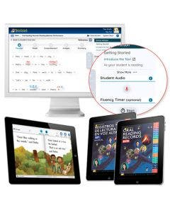 Oral Reading Records Suite Student eAssessment Digital