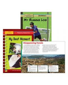 Anchor Comprehension Workshop Grade 3-5 (N-U) Book & Poster Set with Online Subscription - 1 year