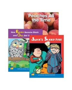 Anchor Comprehension Workshop Grade 1 (F-I) Book & Poster Set with Online Subscription - 1 year