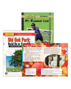Anchor Comprehension Workshop Grade 3 (N-P) Book & Poster Set with Online Subscription - 1 year