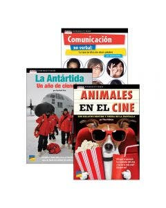 Spanish Text Connections Grade 4 Set with E-Book 1-Year Subscription