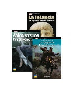 Spanish Text Connections Grade 6 Set with E-Book 1-Year Subscription
