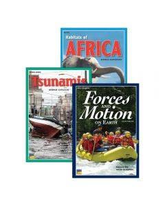 Bridges/Navigators Levels J-X with E-Book 1-Year Subscription