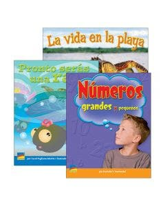 Spanish Early Explorers Complete Set A with E-Book 1-Year Subscription