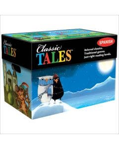 Spanish Classic Tales Complete Program with E-Book 1-Year Subscription