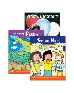 Early/Fluent Science, Math, Social Studies, Biography & How-To Set with E-Book 1-Year Subscription