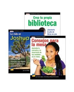 Spanish Text Connections Grade 1 Set with E-Book 1-Year Subscription