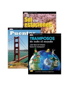 Spanish Text Connections Grade 2 Set with E-Book 1-Year Subscription