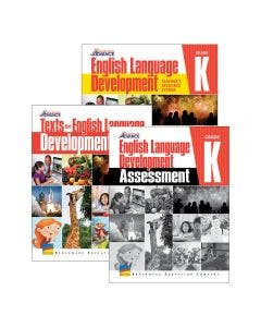 Advancing Language Learning Grade K 1-Year Package