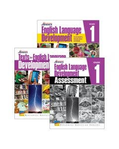 Advancing Language Learning Grade 1 1-Year Package