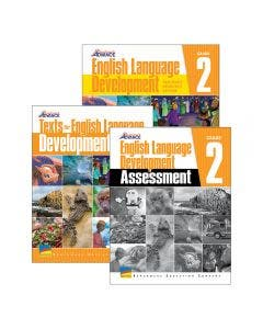 Advancing Language Learning Grade 2 1-Year Package