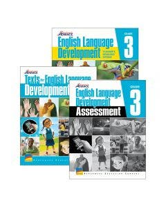 Advancing Language Learning Grade 3 1-Year Package