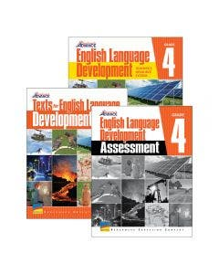 Advancing Language Learning Grade 4 1-Year Package