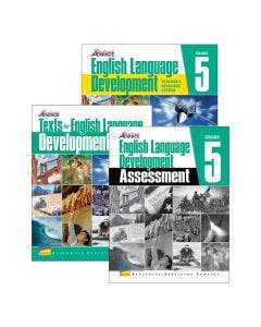 Advancing Language Learning Grade 5 1-Year Package