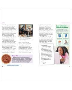 School-Wide Spot On Social Studies Grades K-5 Complete Program with E-Book 1-Year Subscription