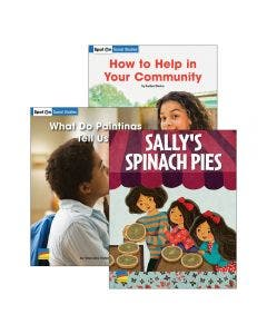 Spot On Social Studies Grade 2 Set with E-Book 1-Year Classroom Subscription