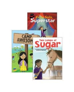 Spot On Literature Grade 3 Set with E-Book 1-Year Classroom Subscription