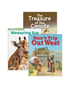 Spot On Science & Technology Grade 2 Set with E-Book 1-Year Classroom Subscription