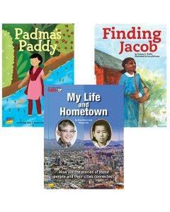 Gr. 3-5 Authentic Voices Bookroom with Prompting Card 1-Year Package Print and Digital