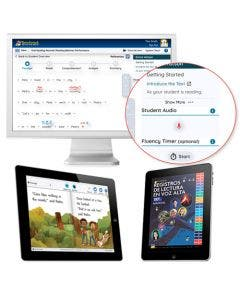 Spanish Oral Reading Records Suite Levels A-M Print and Digital (Up to 25 Students)