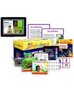 Soluciones Gr. 1 with ORR Suite with E-Book 1-Year Subscription Print and Digital