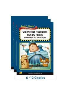 Old Mother Hubbard's Hungry Family - 6-Pack