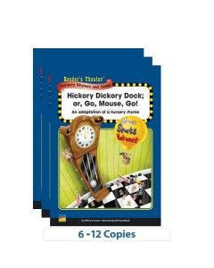 Hickory Dickory Dock; or, Go, Mouse, Go! - 6-Pack