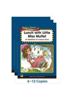 Lunch with Little Miss Muffet - 6-Pack