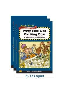 Party Time with Old King Cole - 6-Pack