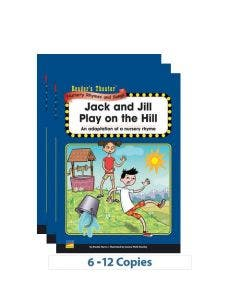 Jack and Jill Play on the Hill - 6-Pack