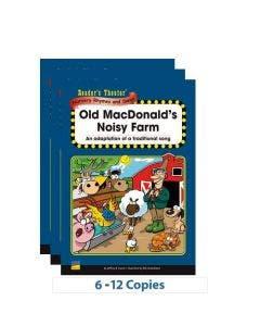Old MacDonald's Noisy Farm - 6-Pack