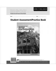 RIGOR 1 Student Assessment/Practice Book Set II Consumables 1-Year