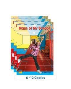 Maps of My School Big Book w/TG