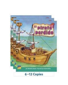 El pirata perdido - 6-Pack