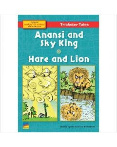 Anansi and Sky King, Hare and Lion - 6-Pack