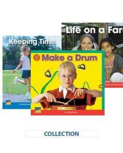 K-2 BookRoom Single Copy Set with Teacher Materials