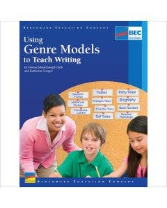 Using Genre Models to Teach Writing Professional Development Book