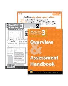 Word Study Skills Sets 1-4